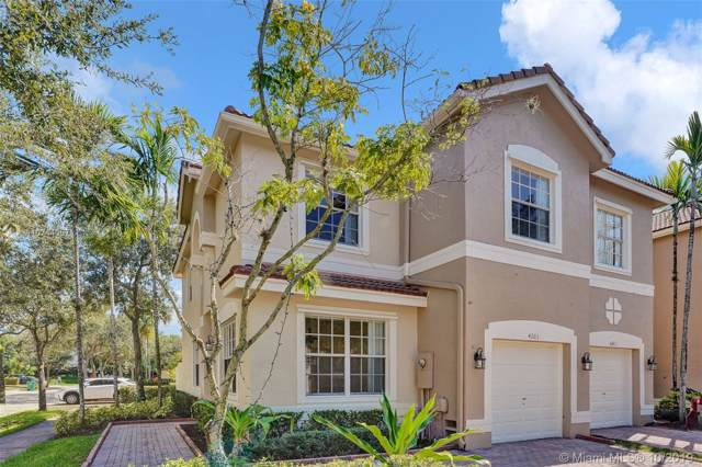 4203 SW 124th Ter, Miramar, FL 33027 (MLS #A10744057) :: RE/MAX Presidential Real Estate Group