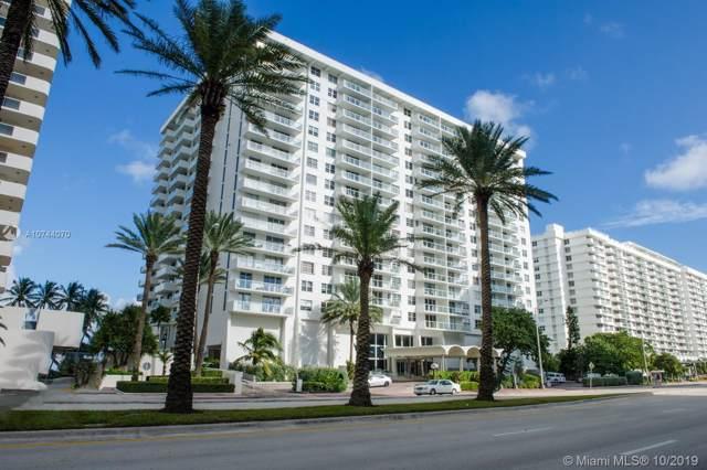5701 Collins Ave Ph01, Miami Beach, FL 33140 (MLS #A10744070) :: Castelli Real Estate Services