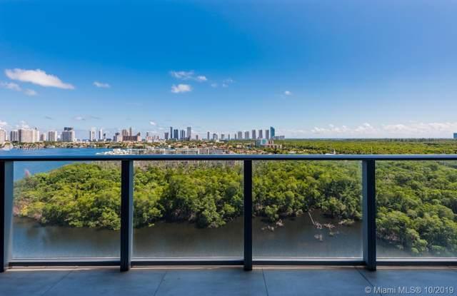 16385 Biscayne Blvd #1416, North Miami Beach, FL 33160 (MLS #A10745494) :: Berkshire Hathaway HomeServices EWM Realty