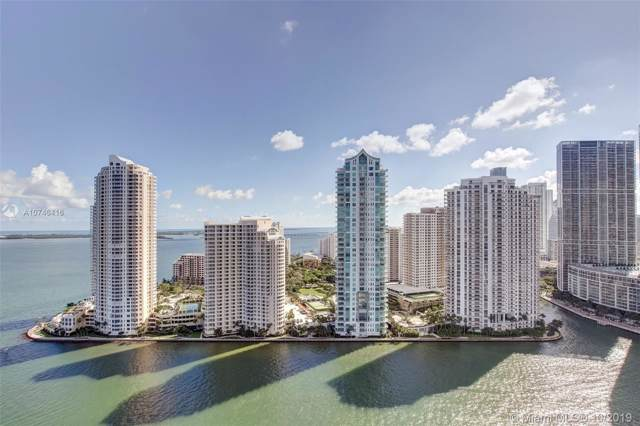 335 S Biscayne Blvd #3103, Miami, FL 33131 (MLS #A10746416) :: Grove Properties