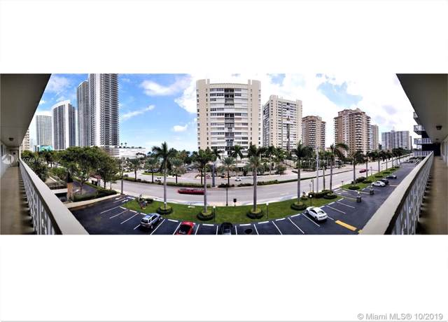 1893 S Ocean Dr #510, Hallandale, FL 33009 (MLS #A10749183) :: The Teri Arbogast Team at Keller Williams Partners SW