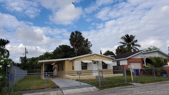 2869 NW 7th Ct, Fort Lauderdale, FL 33311 (MLS #A10749493) :: Green Realty Properties