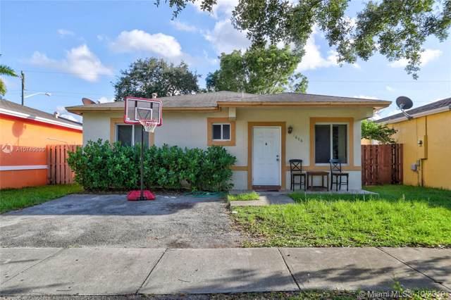 1606 SW 3rd Ct, Homestead, FL 33030 (MLS #A10749635) :: Albert Garcia Team