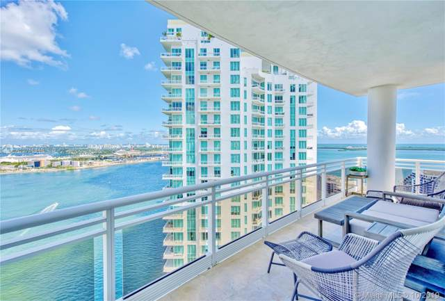 901 Brickell Key Blvd #3408, Miami, FL 33131 (MLS #A10750449) :: Green Realty Properties