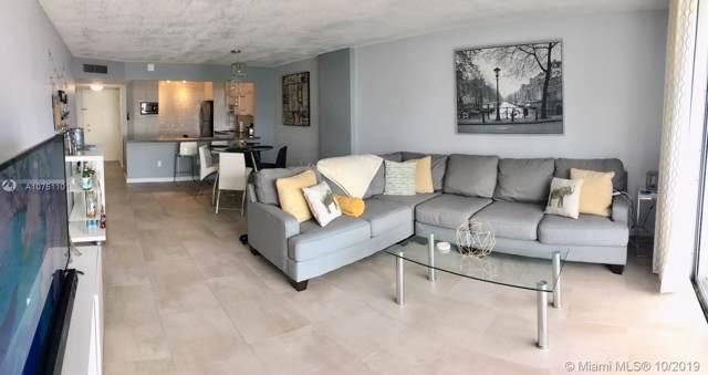 2851 NE 183rd St 605E, Aventura, FL 33160 (MLS #A10751101) :: Berkshire Hathaway HomeServices EWM Realty