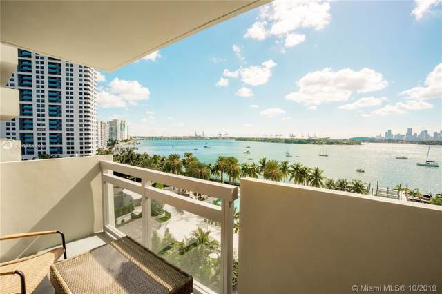 1500 Bay Rd 822S, Miami Beach, FL 33139 (MLS #A10751923) :: Ray De Leon with One Sotheby's International Realty