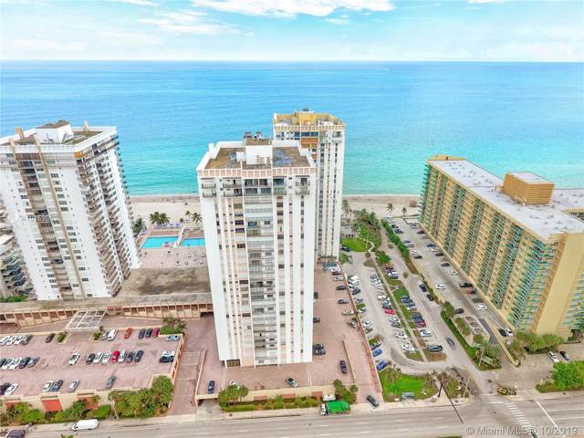 2401 S Ocean Dr #2005, Hollywood, FL 33019 (MLS #A10752062) :: Green Realty Properties