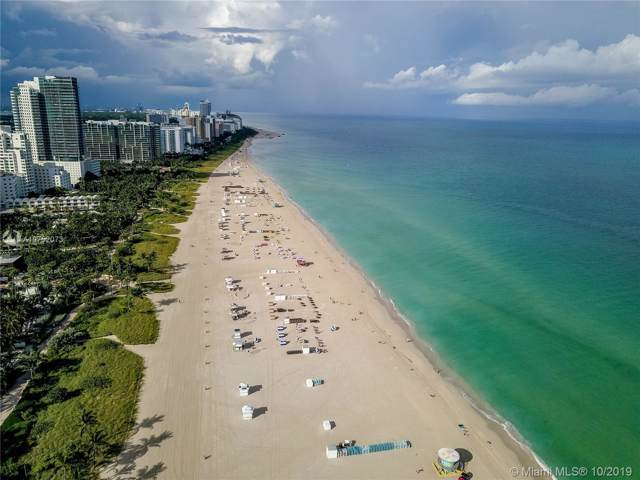 100 Lincoln Rd #725, Miami Beach, FL 33139 (MLS #A10752073) :: Ray De Leon with One Sotheby's International Realty