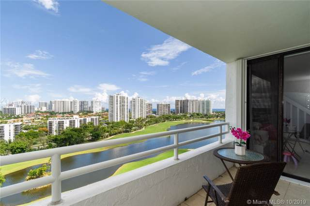 20225 NE 34th Ct #1611, Aventura, FL 33180 (MLS #A10752239) :: Green Realty Properties