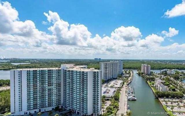 100 Bayview Dr #305, Sunny Isles Beach, FL 33160 (MLS #A10753048) :: RE/MAX Presidential Real Estate Group