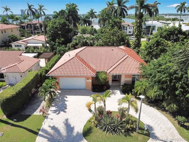 7720 Center Bay Dr, North Bay Village, FL 33141 (MLS #A10753177) :: Carole Smith Real Estate Team