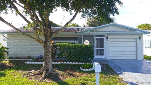 1141 NW 90th Way, Plantation, FL 33322 (MLS #A10753302) :: The Teri Arbogast Team at Keller Williams Partners SW
