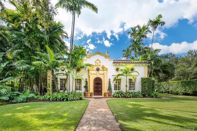 840 Coral Way, Coral Gables, FL 33134 (MLS #A10753303) :: Green Realty Properties