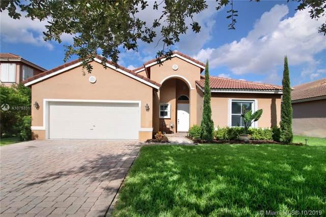 18915 SW 29, Miramar, FL 33029 (MLS #A10753311) :: Grove Properties