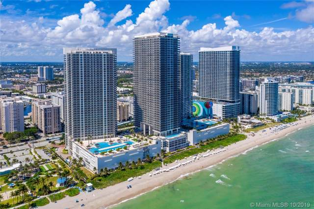 1850 S Ocean Dr #3808, Hallandale, FL 33009 (MLS #A10753474) :: The Riley Smith Group