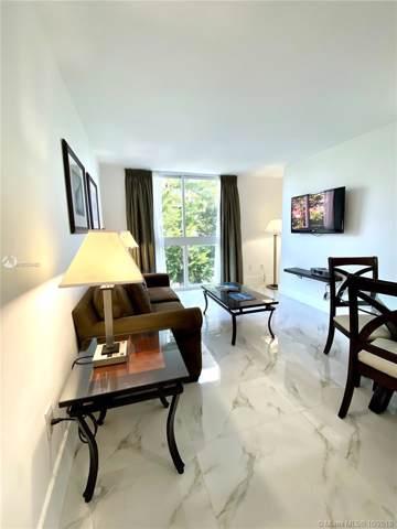 2951 S Bayshore Dr #611, Miami, FL 33133 (MLS #A10753492) :: Berkshire Hathaway HomeServices EWM Realty