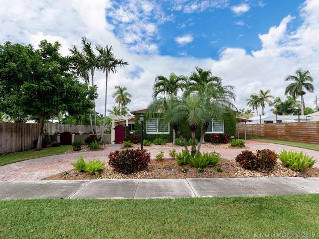 920 N 11th Ct, Hollywood, FL 33019 (MLS #A10753919) :: Patty Accorto Team