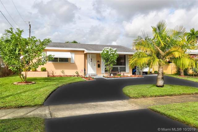 1912 N 31st Ave, Hollywood, FL 33021 (MLS #A10753923) :: Green Realty Properties