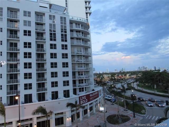 1830 Radius Dr #512, Hollywood, FL 33020 (MLS #A10753939) :: Grove Properties