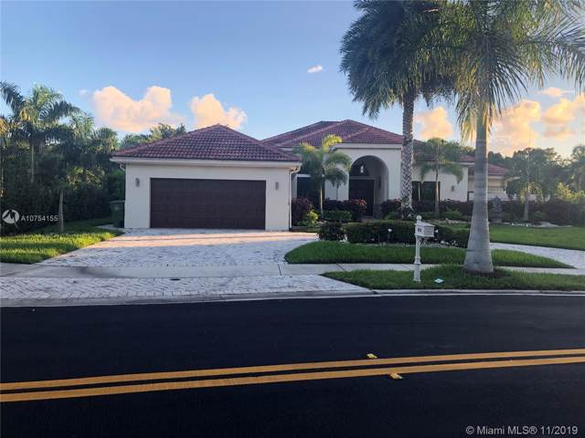 685 Palm Blvd, Weston, FL 33326 (MLS #A10754155) :: The Teri Arbogast Team at Keller Williams Partners SW