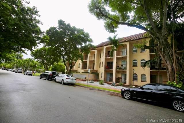338 Majorca Ave # 205, Coral Gables, FL 33134 (MLS #A10754185) :: The Kurz Team