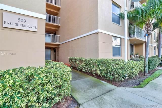 509 E Sheridan St #3083, Dania Beach, FL 33004 (MLS #A10754276) :: Prestige Realty Group