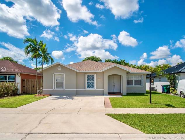 18080 SW 134th Ct, Miami, FL 33177 (MLS #A10754385) :: RE/MAX Presidential Real Estate Group