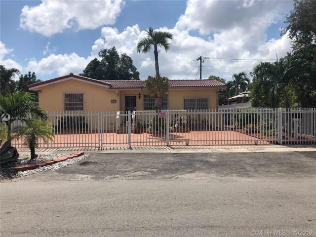 3894 NW 5 St, Miami, FL 33126 (MLS #A10754451) :: Grove Properties