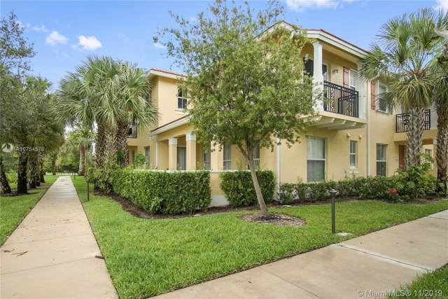 4760 Mimosa Place #1004, Coconut Creek, FL 33073 (MLS #A10754578) :: THE BANNON GROUP at RE/MAX CONSULTANTS REALTY I