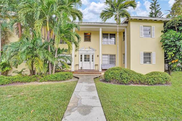 228 Madeira Ave, Coral Gables, FL 33134 (MLS #A10754609) :: The Jack Coden Group