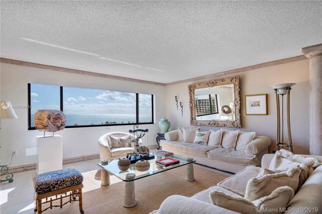 650 Ocean Dr 11B, Key Biscayne, FL 33149 (MLS #A10754614) :: Ray De Leon with One Sotheby's International Realty
