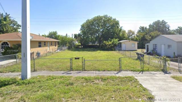 108 NW 1st Ave, Hallandale, FL 33009 (MLS #A10754624) :: RE/MAX Presidential Real Estate Group