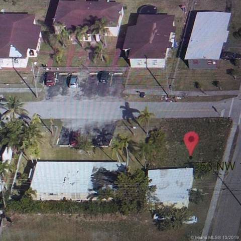 553 NW 15th St, Florida City, FL 33034 (MLS #A10754635) :: Grove Properties