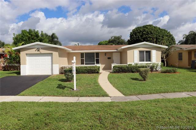 9041 NW 18th Ct, Pembroke Pines, FL 33024 (MLS #A10754683) :: Green Realty Properties