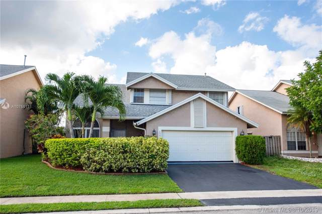 12246 NW 32nd Mnr, Sunrise, FL 33323 (MLS #A10755111) :: Berkshire Hathaway HomeServices EWM Realty