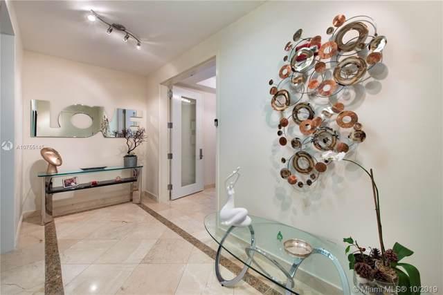100 S Pointe #1601, Miami Beach, FL 33139 (MLS #A10755145) :: Grove Properties
