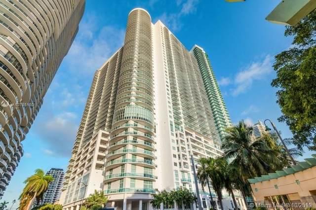 1800 N Bayshore Dr #1201, Miami, FL 33132 (MLS #A10755160) :: Berkshire Hathaway HomeServices EWM Realty