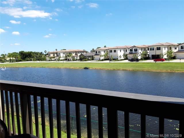 375 SW 113th Way #375, Pembroke Pines, FL 33025 (MLS #A10755200) :: Patty Accorto Team