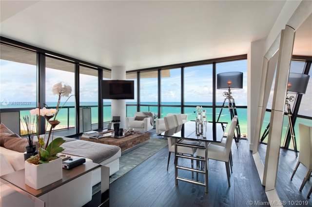 101 20th St #1907, Miami Beach, FL 33139 (MLS #A10755237) :: Dalton Wade Real Estate Group