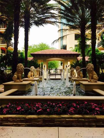 100 Andalusia Ave #601, Coral Gables, FL 33134 (MLS #A10755341) :: Prestige Realty Group