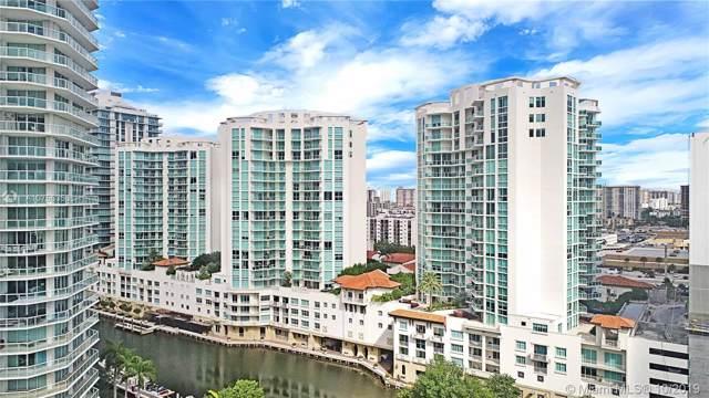 150 Sunny Isles Blvd 1-504, Sunny Isles Beach, FL 33160 (MLS #A10755353) :: Green Realty Properties