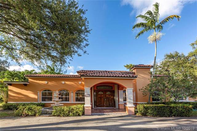 5545 SW 81st Ter, Miami, FL 33143 (MLS #A10755471) :: Green Realty Properties