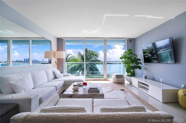 650 West Ave #907, Miami Beach, FL 33139 (MLS #A10755573) :: Ray De Leon with One Sotheby's International Realty