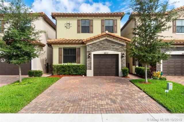 4611 NW 59th St, Tamarac, FL 33319 (MLS #A10755604) :: Grove Properties