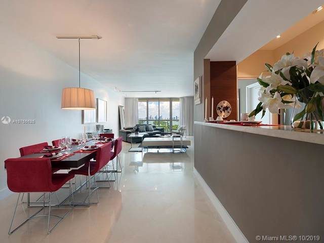 450 Alton Rd #2802, Miami Beach, FL 33139 (MLS #A10755625) :: The Erice Group