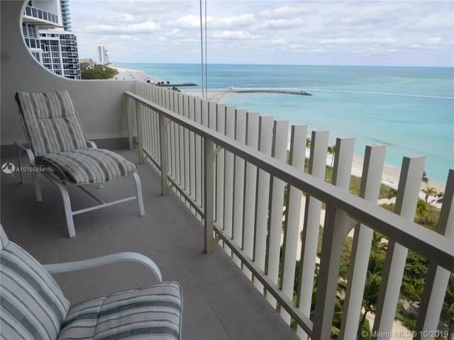 10205 Collins Ave #708, Bal Harbour, FL 33154 (MLS #A10755634) :: Miami Villa Group