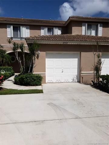 4912 Pinemore Ln #4912, Lake Worth, FL 33463 (MLS #A10755723) :: Castelli Real Estate Services