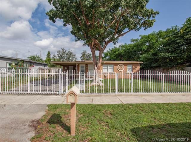 4271 SW 40th St, West Park, FL 33023 (MLS #A10755730) :: Albert Garcia Team