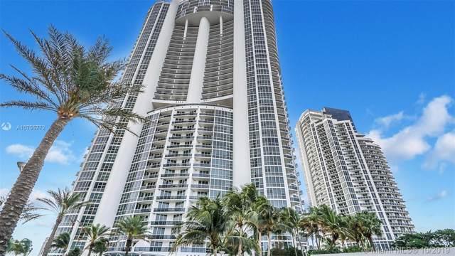 18101 Collins Ave #505, Sunny Isles Beach, FL 33160 (MLS #A10755772) :: Miami Villa Group