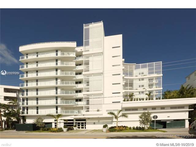 9821 E Bay Harbor Dr #401, Bay Harbor Islands, FL 33154 (MLS #A10755802) :: RE/MAX Presidential Real Estate Group